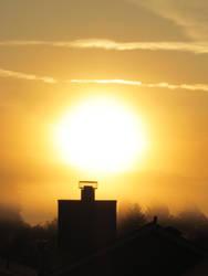 Sunrise by joyrascal