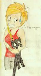 ...Stay Away... (Scribble) by CarpetSlug