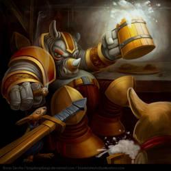 WIP: BeerBelly by BryanSevilla