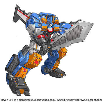 FansProject: WB008 Dai-Z by BryanSevilla