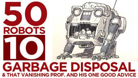 Garbage Disposal by BryanSevilla