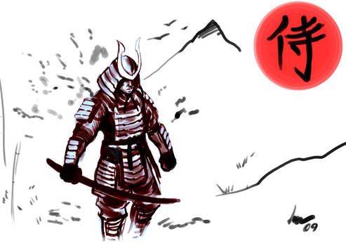 Samurai 09 by GeoKorf