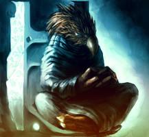 Praying for Universe by GeoKorf