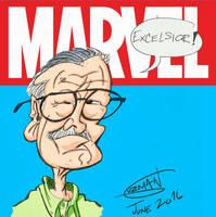 Stan Lee by AZTECH2009