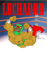 Luchador by AZTECH2009