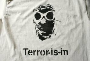 Terror.is.in by T-a-g-g-e-r