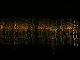 Vertical City Lights by T-a-g-g-e-r
