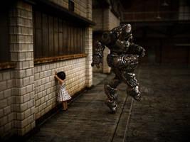 Hide and seek by ThierryCravatte