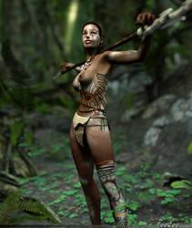 Amazonia by ThierryCravatte