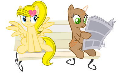 collab(open)-uuhh i hate newspapers... by FlutterDash83