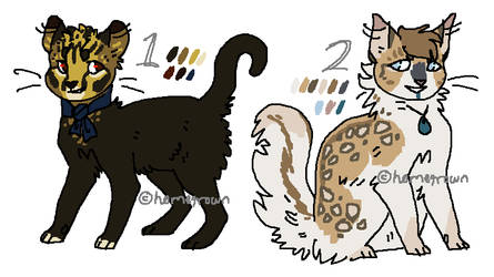 cat designs (CLOSED) by homeqrown