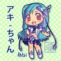 -Aki-chan- by Ginilla