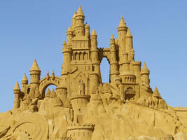 Castles III by MmzellChOuk