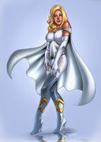Emma Frost by hugMEETSkiss