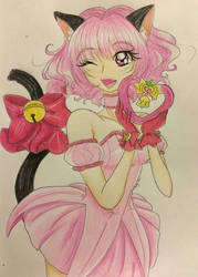 Mew Ichigo by prettycure97