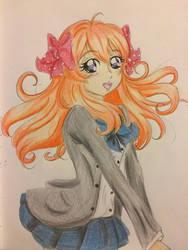 Sakura Chiyo by prettycure97