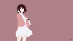 Katou Megumi   Saekano Minimalist Anime by Lucifer012