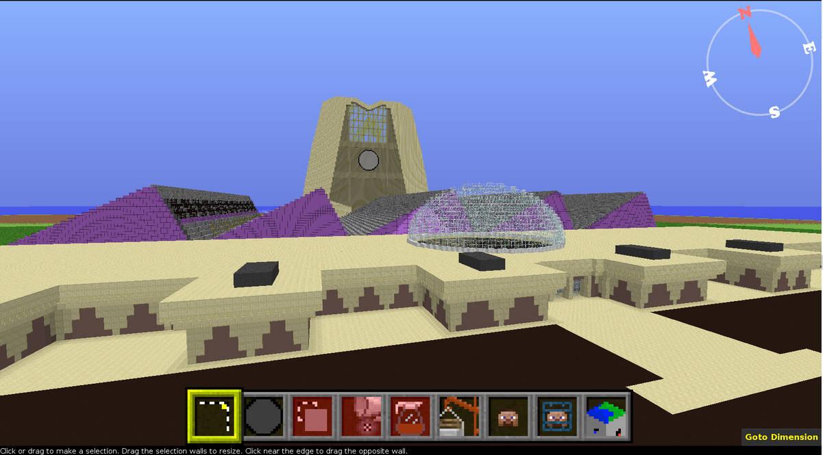 Kh2 Minecraft Map   www.tollebild.com