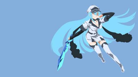 Esdeath(Akame ga Kill) by Aho1225