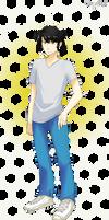 Yukio (commission) by Cheppoly