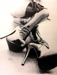 Sexy Boots by mattyrich