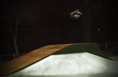 Me - 360 - Crawley Skatepark by BatteryPoweredMonkey