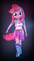 [SFM] [MLP] Pinkie Pie by ImAFutureGuitarHero