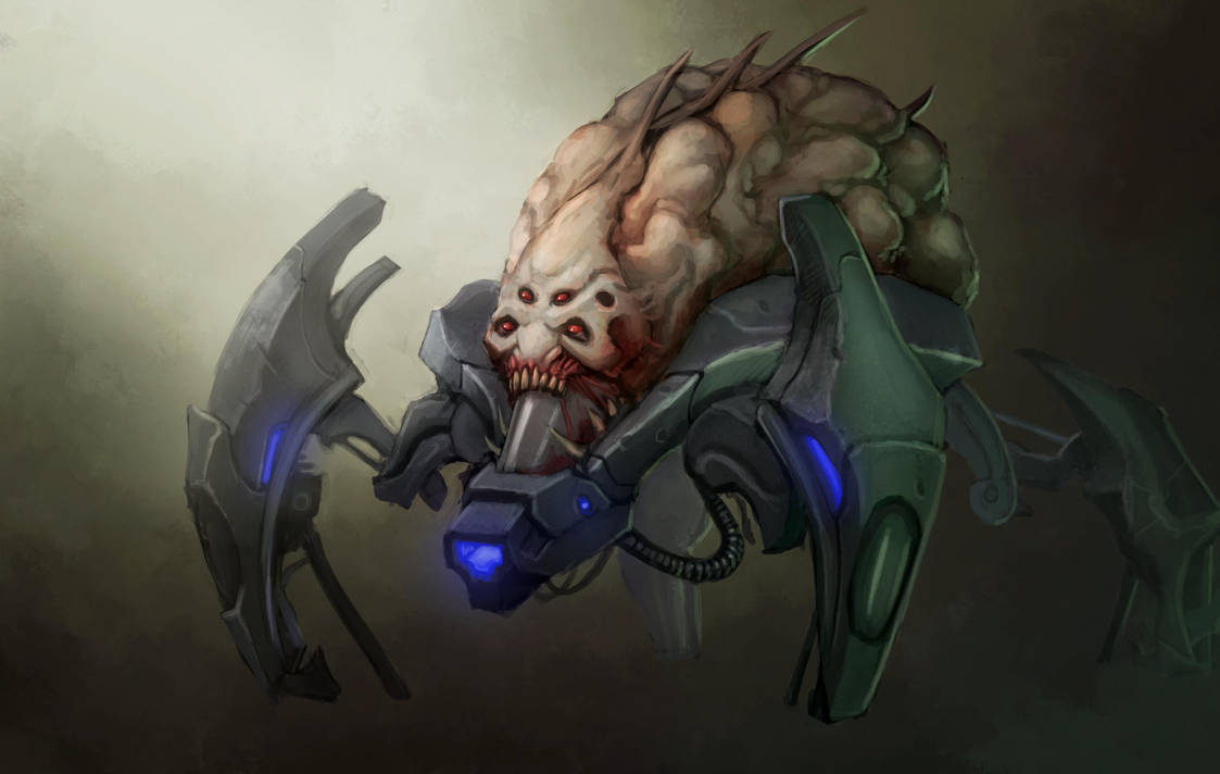 Let's do Doom pt 4: Arachnotron by Mechanubis