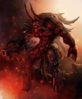 Let's do Doom Pt5: Cyberdemon by Mechanubis