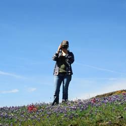 A Fellow Photographer by AureliusWalker