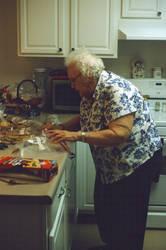 She's 92 by AureliusWalker