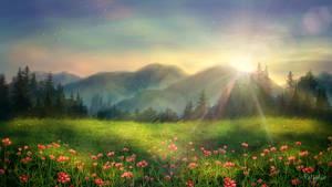 Sunrise by siffatimah