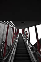 Red Pillars 2 by MarcusKulik
