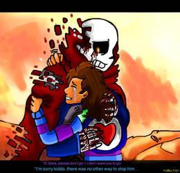 Marveltale: Infinity War scene by miller7751