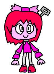 My Mixelsona: Rizumu (OLD OC) by LizBAP64