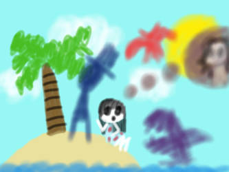 Sadako's Story (Fan Art Generator, KIND OF OLD) by LizBAP64