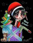 Christmas 2018 by nayu-me