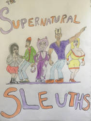Introducing... The Supernatural Sleuths by TheRollingWrath888