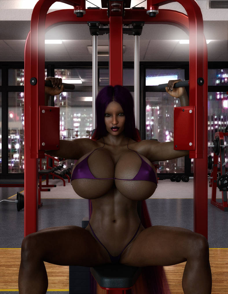 Binary Star workout by Superstrongbabes