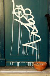 Graffiti by Karhallarn