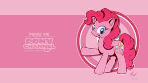 Pony Channel: Pinkie Pie by Fuzon-S