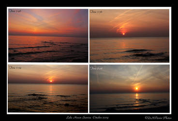 Sunrise Sequence by photorip