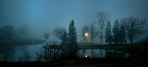 Night Fog by photorip