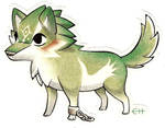 Windwaker Wolfie by cookpix