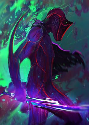 Warrior by DaisanART