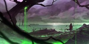 Radioactive by DaisanART