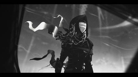 Cyberpunk outfit by DaisanART