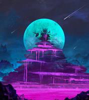 Blood of the Unicorn by DaisanART