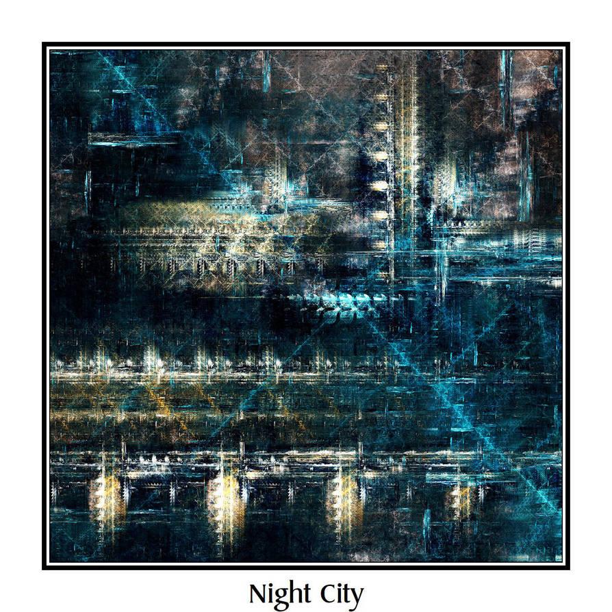 Night City by carlx