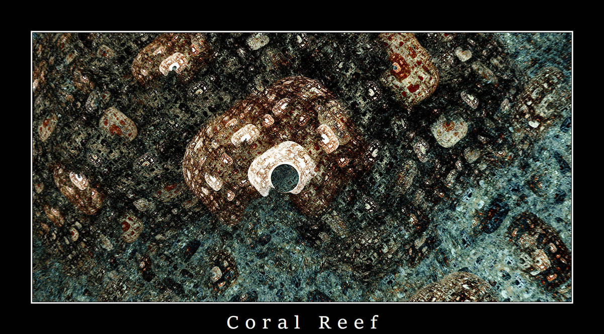 Coral Reef by carlx